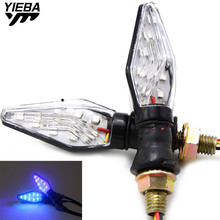 Motorcycle Accessories Light LED Turn Signal Light/Lamp For Honda CBR250R CBR 250 R CBR 250R CBR300R CBR 300 R CBR 300R CB300F цена 2017