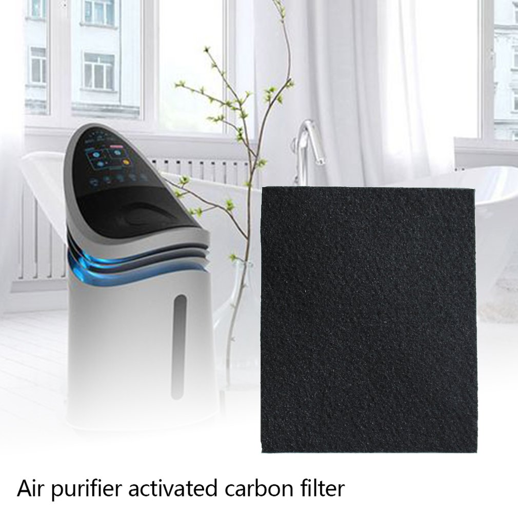 00699 Air Purifier AC4001 Activated Carbon Filter Screen Ventilation Filter Accessories Replacement Cleaner Kit in Air Purifier Parts from Home Appliances