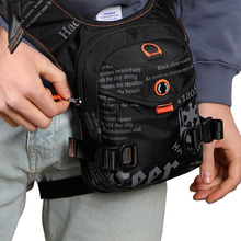 Fanny Belt Waist Men Pack Riding Military Leg Tactical Motorcycle Nylon Bag Drop цена и фото