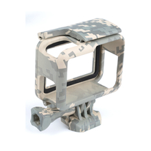 Camouflage Frame Case For GoPro Hero 6/5 black
