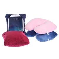 Multi-function iPad pillow Memory foam pillows Slow Rebound Neck case Travel Pillow U Shaped PC Cushion Pad pillow Tablet mats