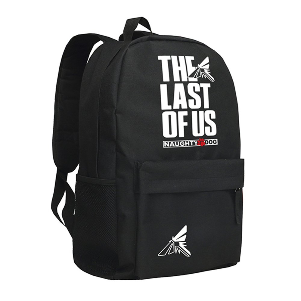2018 The Last of Us Backpack худи print bar the last of us