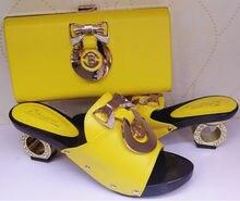 Hohe Qualität Afrikanische Schuhe Und Taschen, Mode Italienische Passenden Schuhe Und Tasche Set Nigerianischen High Heels Für Hochzeitskleid! HSW06