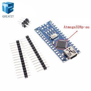Image 4 - Nano 1 Uds. Mini USB con el controlador de arranque Nano 3,0 compatible con arduino CH340, USB driver 16Mhz NANO V3.0 Atmega328