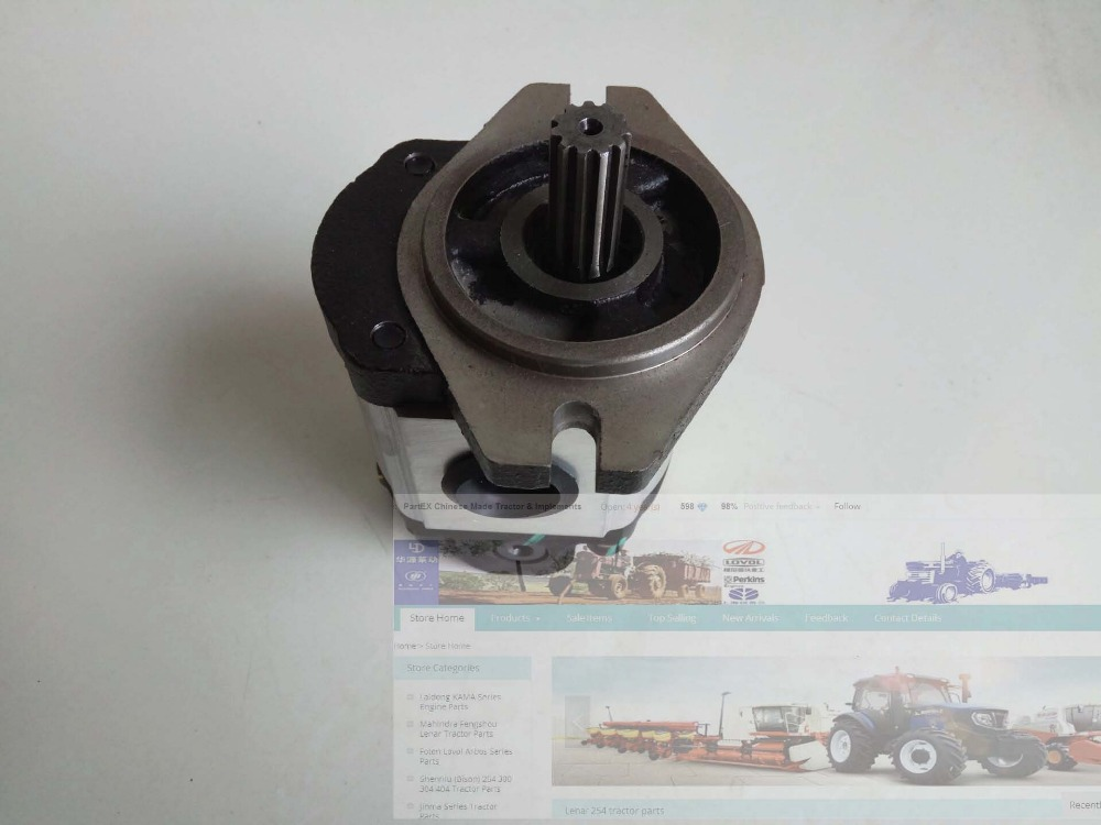 FT800A.40A.028, the steering gear pump for Foton Lovol tractor