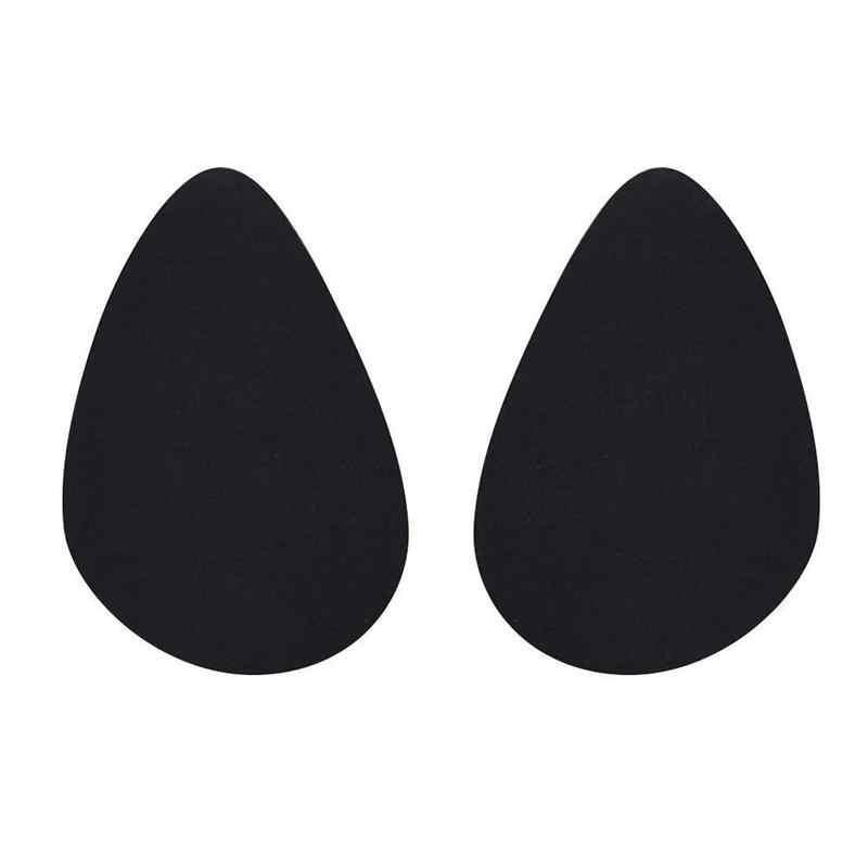 2019 nueva Lencería Invisible Push Up silicona mujeres sujetador sin tirantes adhesivo sujetadores adhesivos cubierta de Color sólido sujetador