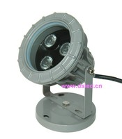 Free shipping!! CE,good quality,high power 9W outdoor LED spotlight, LED floodlight,waterproof.DS 06 50 9W,,3X3W,12VDC