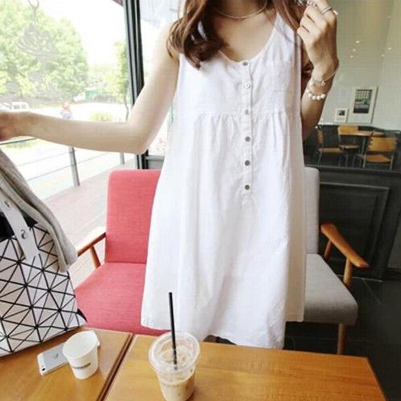 NEWEST Summer Women Casual loose Sleeveless A-line Tent Dress Short Dress