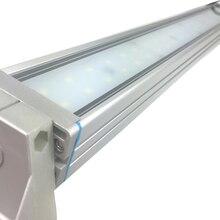 Светодиодный светильник барная машина Рабочая лампа 6 Вт 12 Вт 18 Вт 24 Вт 30 Вт регулируемый излучающий светильник для промышленного назначения
