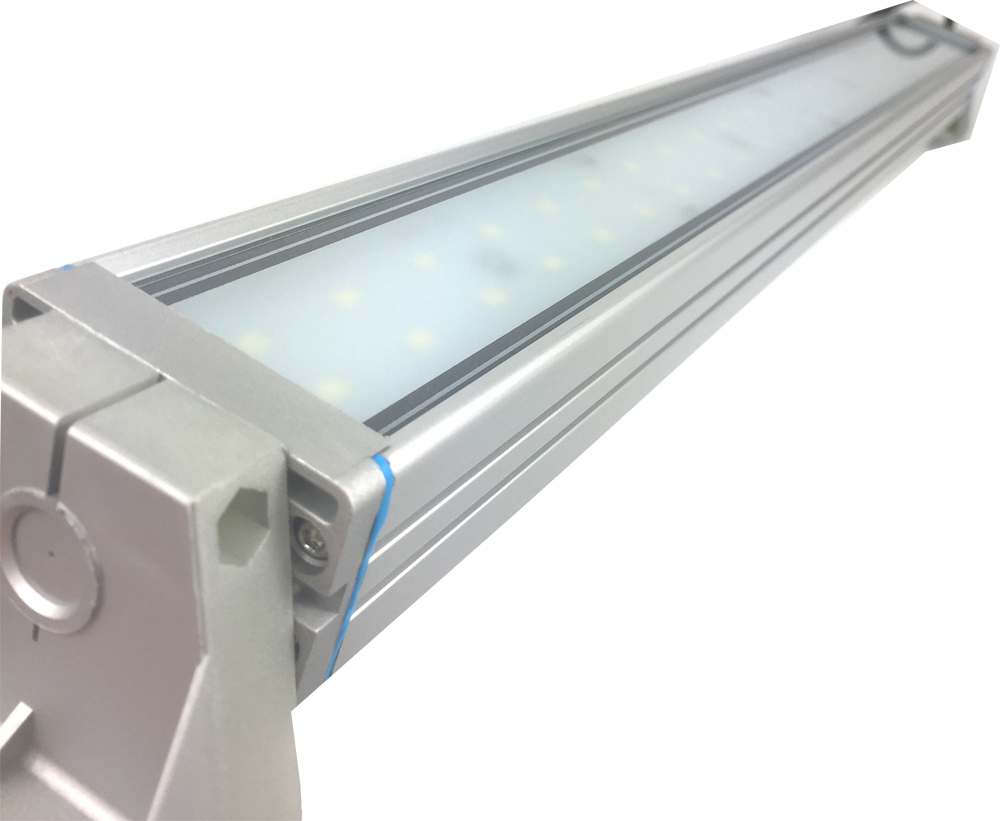 LED Light Bar Machine Working Lamp 6W 12W 18W 24W 30W Adjustable Emitting Light Angle For Industrial Purpose