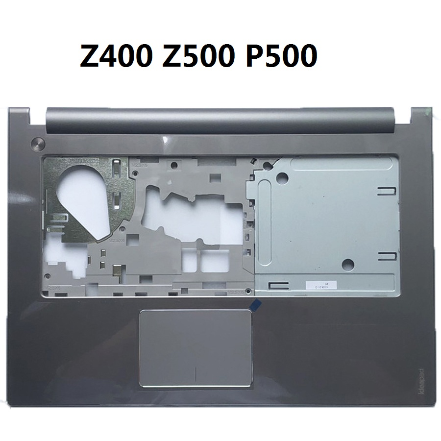 New Original Upper Case Palm Rest for Lenovo Ideapad Z400 Z500 P500 Top Case Keyboard Bezel for Lenovo Z400 Z500 P500 90202448