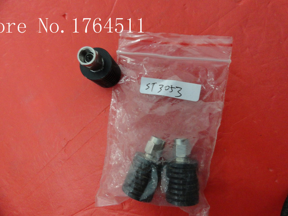 [BELLA] The Supply Of ST3053 DC-12.4GHZ Load SMA Connector  --3PCS/LOT