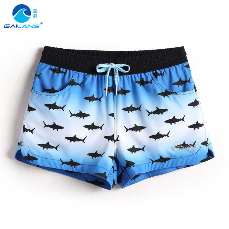4cf78ca04e Ladies boardshorts beach surf swimming trunks sexy swimwear joggers board  shorts running short sweat women swimsuits
