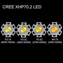 Cree XHP70.2 led 6 v 20 ミリメートル dtp 銅ボード