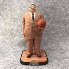 Anime Slam Dunk Mitsuyoshi Anzai PVC Action Figure Collectible Model doll toy 21cm