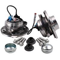 For Vauxhall Astra H MK5 2004 2014 5 Stud Front Wheel Bearing Kit + Hub Assembly VKBA3651; 13110964 713644320 753628 40927386