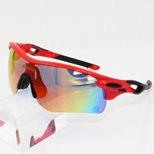 2016 Sale Radar Ev Fashion Men Polarized Cycling Glasses Bicycle Sport Sunglasses 5 Lenses Box Oculos Bike Gafas Ciclismo E9206