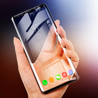 Baseus 3D Surface Screen Protector For Samsung Galaxy S9 S9 + Ultra Slim Full Cover Tempered Glass For Samsung S9 S9 Plus