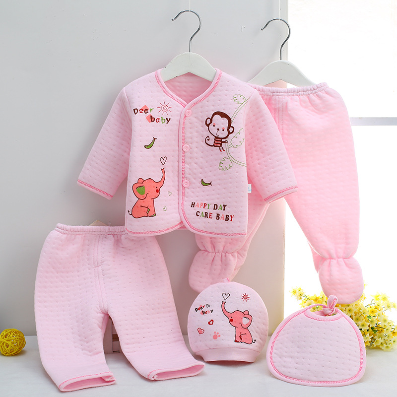 Baby boy clothes newborn baby set outfits autumn kids