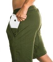 New Fashion Men Trend Beach Shorts Casual Fitness Treadmill Military Athletes Cotton Shorts