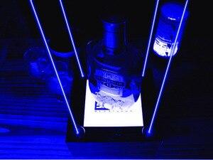 Image 2 - Fett Strahl 445nmBlue 80mW Laser Diode Modul f KTV Bar DJ Bühne Beleuchtung