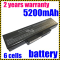 JIGU laptop battery for Asus A32-N71 A32-K72 K72 K72F K72D K72DR K73 K73SV K73S K73E N73SV 6 cells