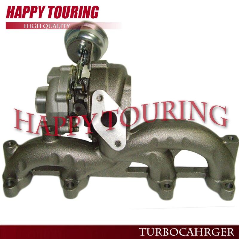 GT1749V Turbo Turbocompresseur Pour Voiture AUDI A3 1.9 TDI 1996-2003 713673-5006 S 713673-0002 713673-0003 713673-0004 038253019D 713673