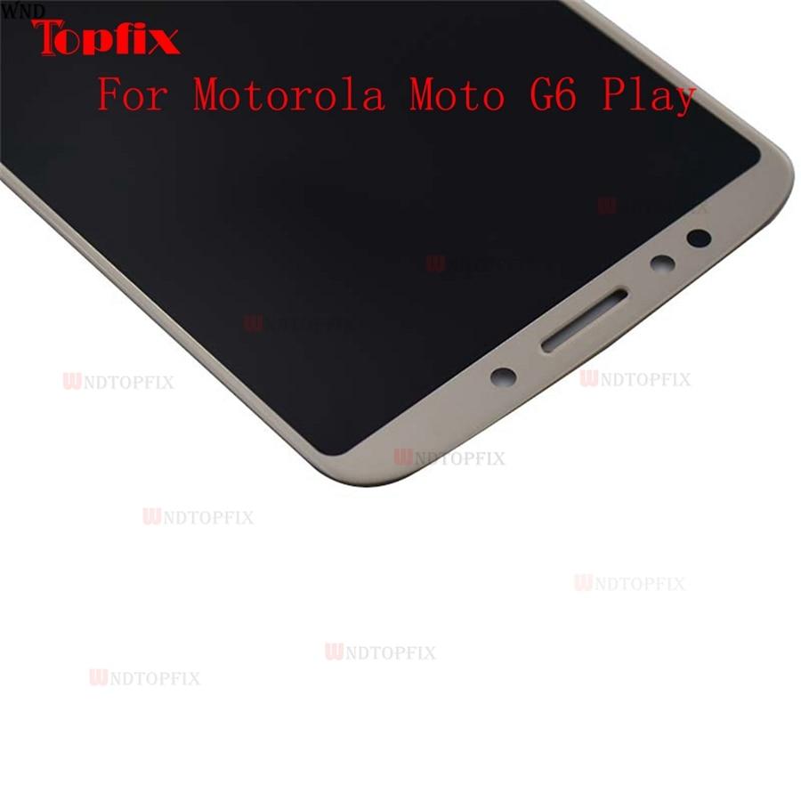 Moto G6 Play/Moto G6 Plus LCD