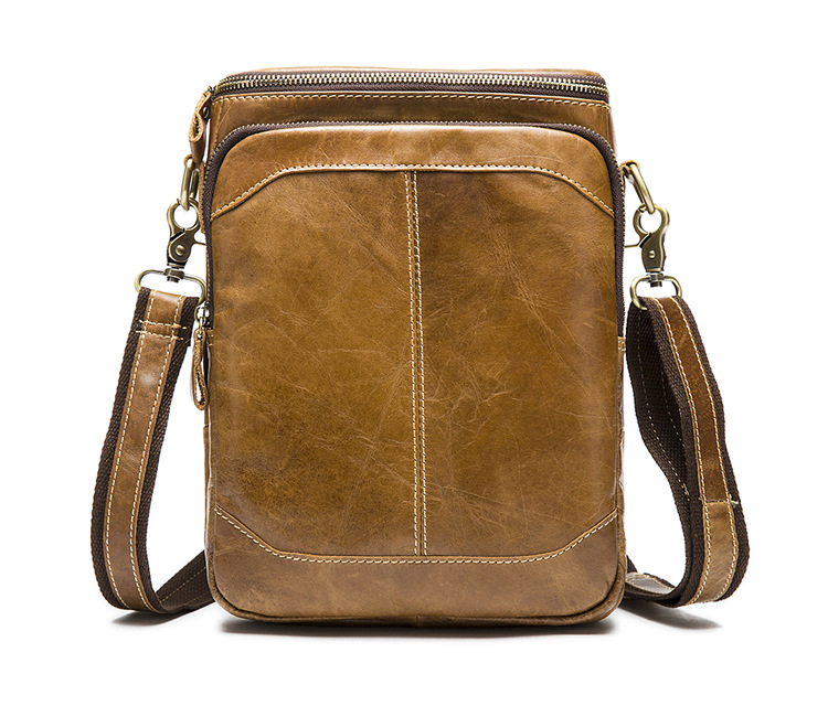 ФОТО 2017 Hot Sale Brand 100% Genuine Leather Men Travel Bag Leisure Laptop Crossbody Men Shoulder Bag Cowhide Men Messenger Bag 1585