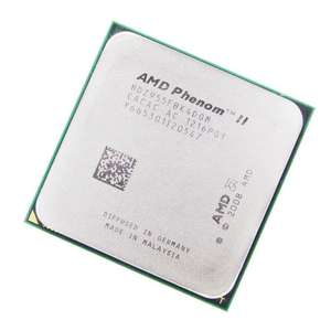 Amd Processor Cpu Cache-Socket AM3 Quad-Core Phenom-Ii X4 955 6MB Scattered-Pieces L3