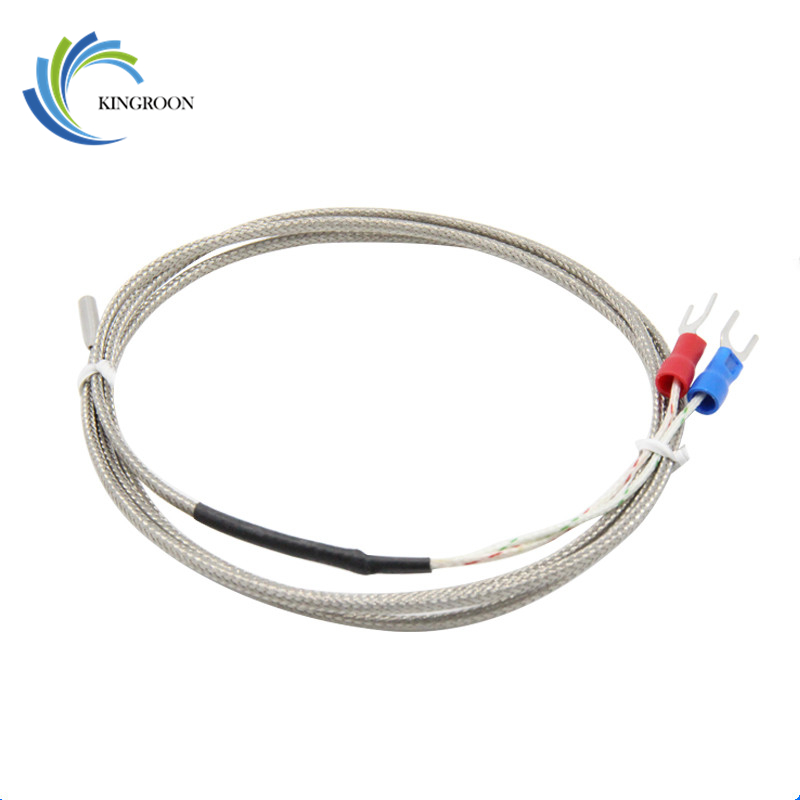 3*15*1000 K Type Thermocouple 1m High Temperature Sensor 0-600 Degree Thermocouple 3D printer Industrial Temperature Controller цена