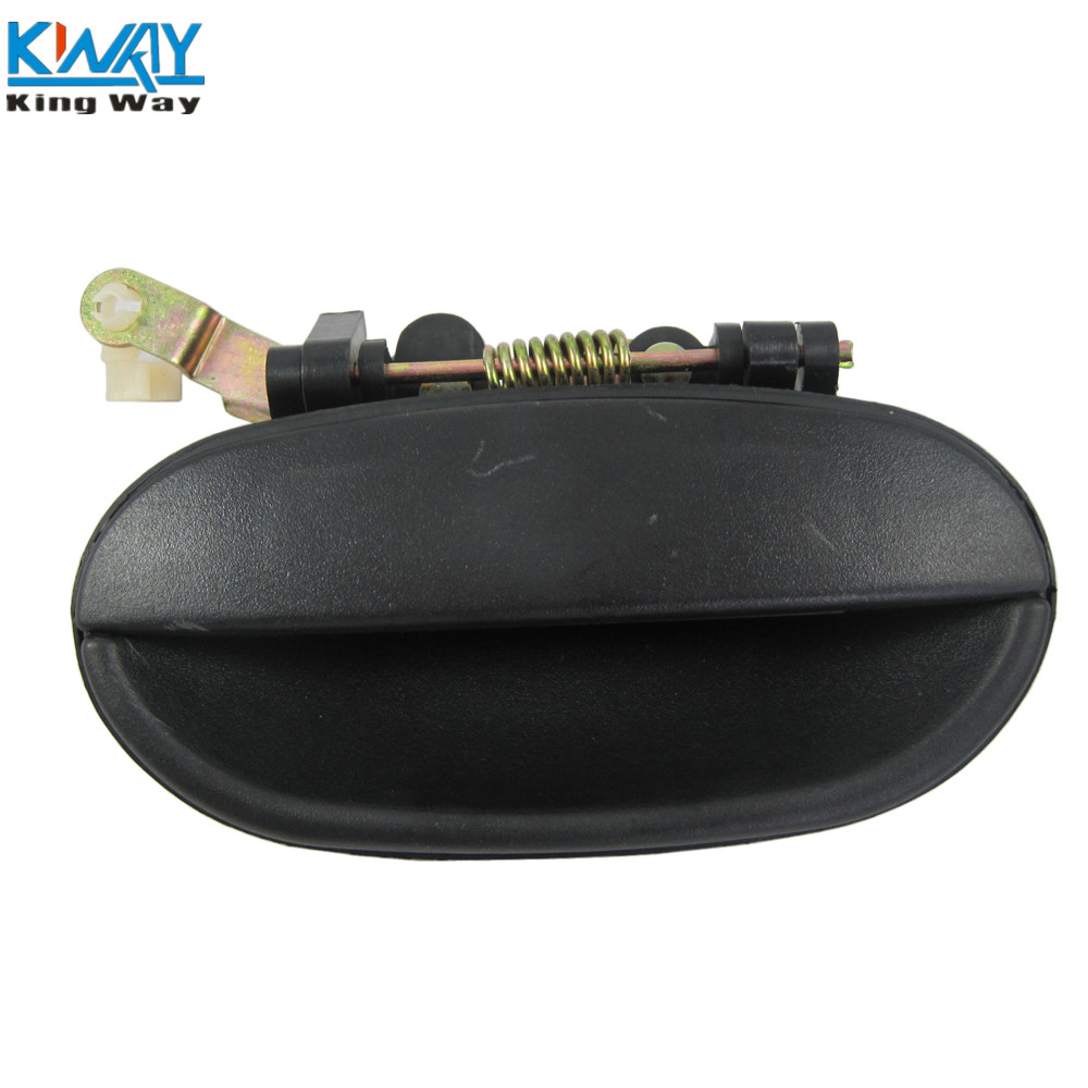 New Door Mirror Glass Replacement Driver Side For Hyundai Accent 95-99