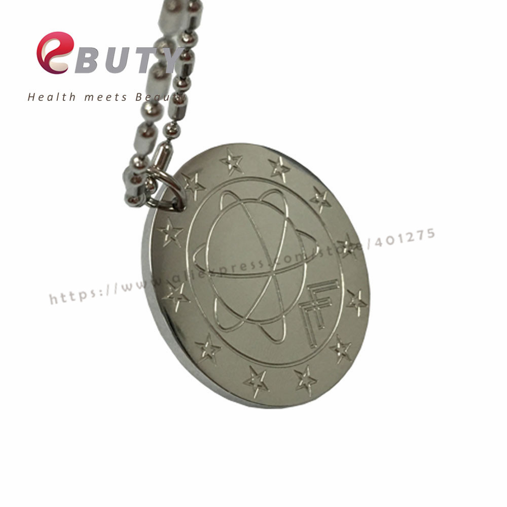 Ebut wholesales pendant stainless steel necklace mst charms pendant ebut wholesales pendant stainless steel necklace mst charms pendant jewelry health ions energy with fir stone and nano card in pendants from jewelry aloadofball Gallery