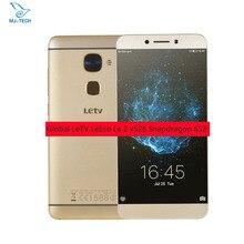 Küresel LeTV LeEco Le 2x526 RAM 3G ROM 64G Snapdragon 652 Octa Çekirdek 1.8 GHz OTG android6.0 3000 mAh LTE Cep Telefonu 5.5 Inç
