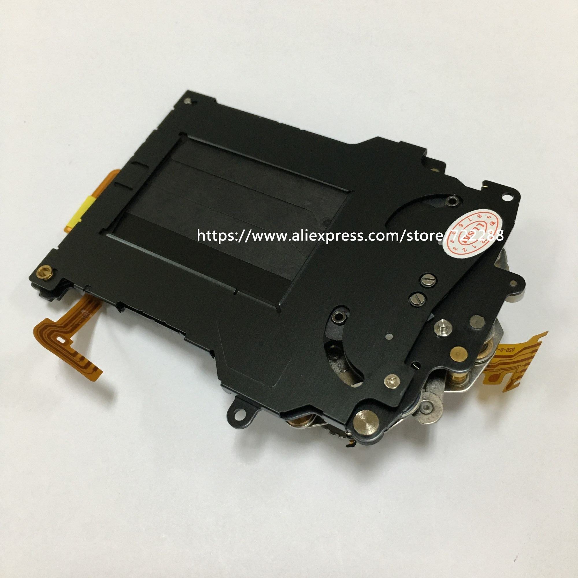 Image 4 - Repair Parts For Nikon D3S Shutter Group Assy With Shutter Curtain Unit 1B061 199-in Electronics Stocks from Electronic Components & Supplies