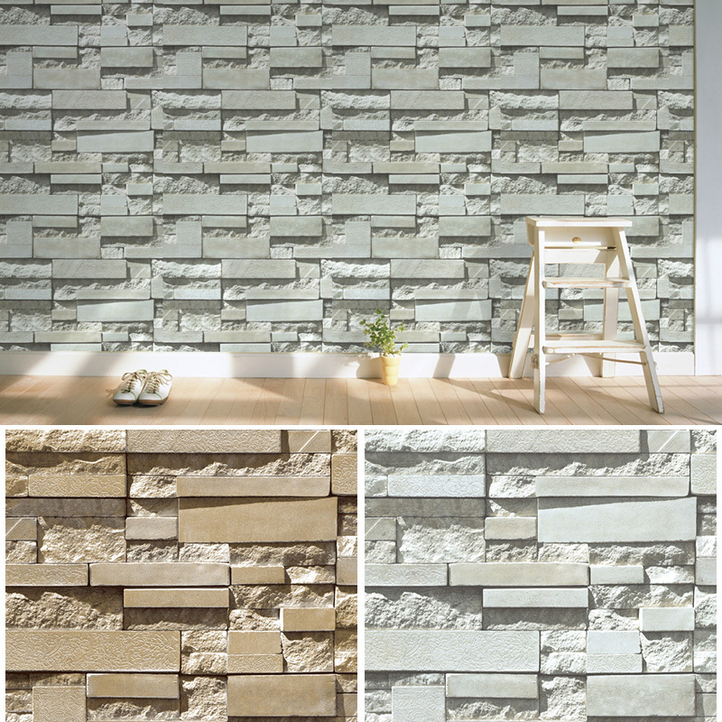 Popular soundproof wallpaper buy cheap soundproof for 3d washable wallpaper