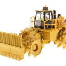 DM-85205 1:50 CAT 836H грунт уплотнитель игрушка