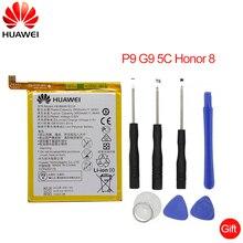 Hua Wei Original Telefon Batterie für Huawei P9 P10 Lite Ehre 8 9 Lite 9i 5C 7C 7A Genießen 7 S 8 8E Nova Lite 3E GT3 HB366481ECW