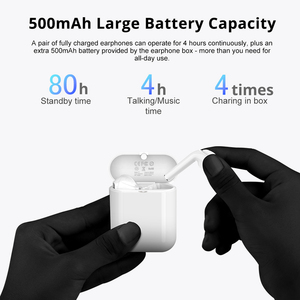 Image 4 - Langsdom T7RX TWS Bluetooth אוזניות אוזניות אלחוטי אמיתי אוזניות עם מיקרופון אלחוטי אוזניות עבור iphone xiaomi huawei