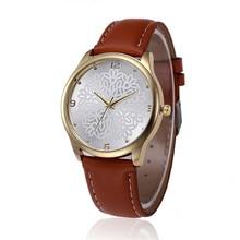 Irisshinei072 Унисекс пару часов подарок высокое качество мужчины Женщины Ретро Дизайн Кожаный Ремешок Аналоговый Сплава Кварцевые Наручные Часы