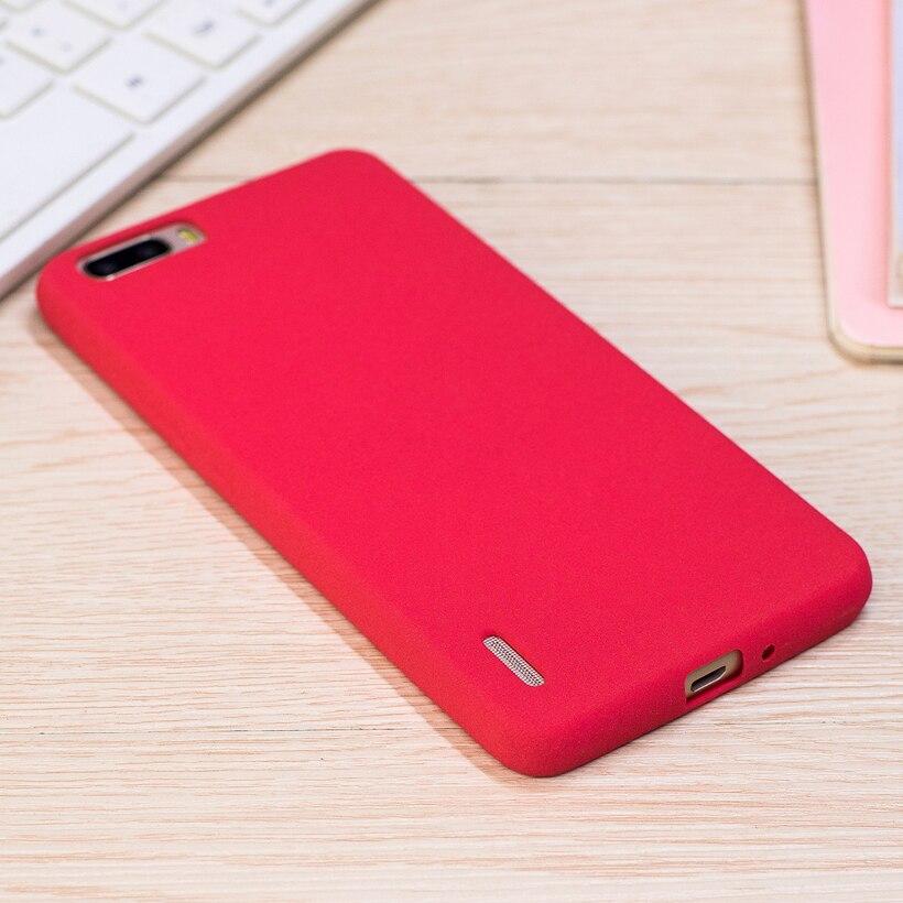 Για Huawei Honor 6 Plus V30 Pro 20 Lite Σιλικόνης - Ανταλλακτικά και αξεσουάρ κινητών τηλεφώνων - Φωτογραφία 6