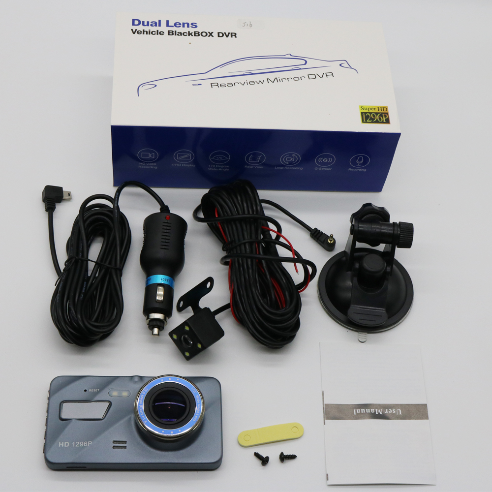 J16 Car DVR Dash Camera 1080 Full HD 5