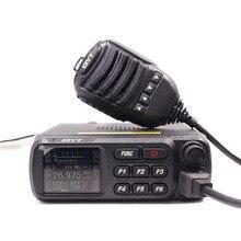 QYT CB 27 CB רדיו 26.965 27.405MHz AM/FM 12/24V 4 W LCD מסך האזרח בנד אזרח להקת רב נורמות חם CB נייד רדיו CB 27