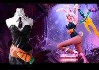 LOL Riven 코스프레 의상 포함 토끼