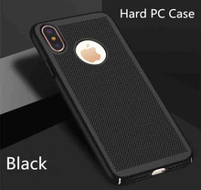 Hard PC Plain Phone Case for iPhone 6 6s 5 5s 7 8 7Plus 8Plus Solid Color for iPhone X Red Black Gold Purple Pink Gold цена в Москве и Питере