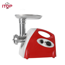 ITOP 800W Electric Meat Grinder Food Chopper Mincer Sausage Stuffers Kibbe Maker Multifunctional Processors