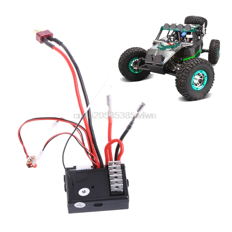 Parts Wltoys 12428 12423 1/12 RC Car Spare Parts Receiver Accessories #HC6U# Drop shipping wltoys 12428 12423 1 12 rc car spare parts 12428 0091 12428 0133 front rear diff gear differential gear complete