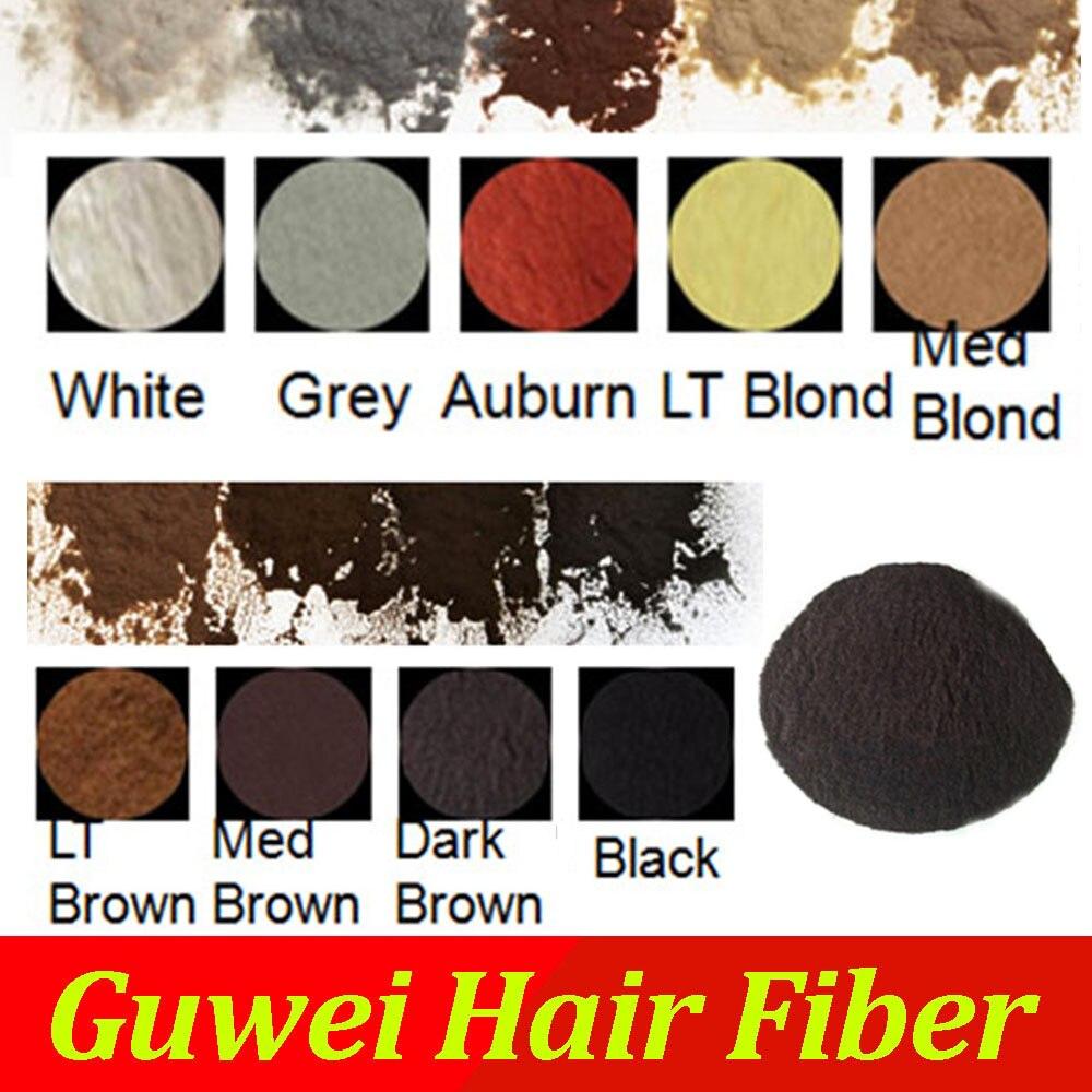 Волосы здание волокон в кг сырья оптом 1000 г Черный, темно-коричневые 9 видов цветов в наличии для выпадения волос Истончение