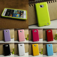 Anti Skiding Gel TPU S LINE Slim Soft Case Back Cover for Samsung Galaxy S2 i9100