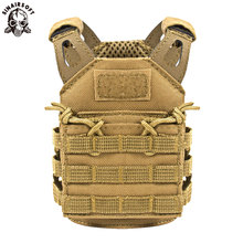 Wholesale koozie Military Molle Mini JPC Tactical Vest Hunting Outdoor Adjustable Belt Magazine Ornament Pendant United States